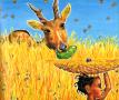 Handa and Antelope Eileen Browne -