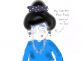 Miss Quill Mina May -