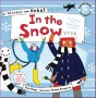 MONKEY AND ROBOT IN THE SNOW Felix Hayes -