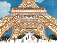 Eiffel Tower NATSKO SEKI -