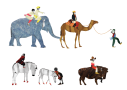 Riding Animals NATSKO SEKI -