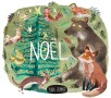 Advent (Owl Bear Fox Xmas Tree) YUVAL ZOMMER -