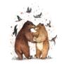 DIECKMANN, Sandra, Bear Dance -