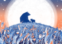 DIECKMANN, Sandra, Bear and Moon -