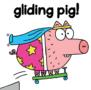 Gliding Pig JIM SMITH -