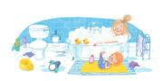 Yoga Babies (Bath) SHEENA DEMPSEY -