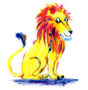 DOCHERTY LION -