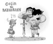 Colin compressed -