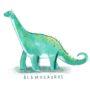 Alamosaurus -