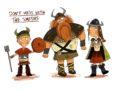 viking family -