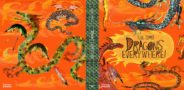 DRAGONS EVERYWHERE front + back Yuval Zommer -