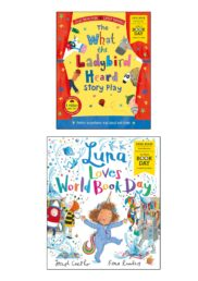 World Book Day 2021 Titles