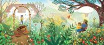 My Nana's Garden spread 15 smaller -
