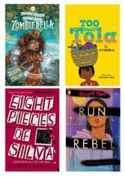 The Diverse Book Awards 2021 Shortlist